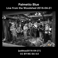 Palmetto Blue Live from the Woodshed [palblue2016-04-21]