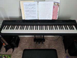 Michael Montuori's Keyboard
